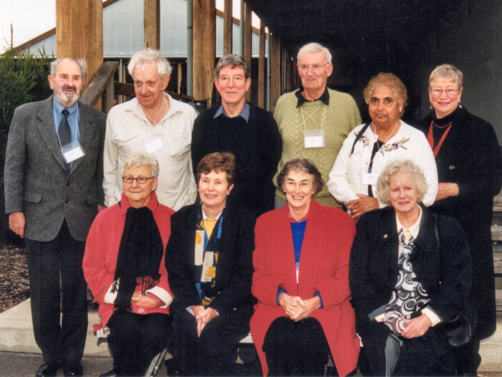 Generation 4 descendants at Gilding Reunion